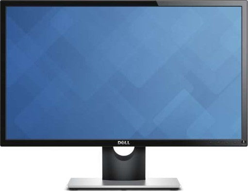 Dell 24 Inch Monitor  Black (1000:1, 250cd/m, 5ms, 1920 x 1080, VGA/DisplayPort) | E2416H - tharmart.com