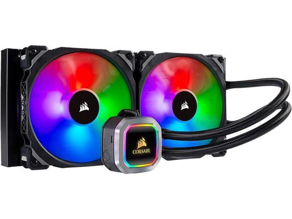 CPU COOLING FAN CORSAIR H115i-RGB PLATINUM - tharmart.com