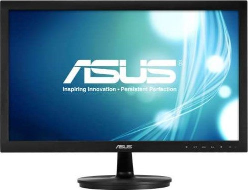 Asus VS228HR 21.5 inch Widescreen LED Monitor (1920x1080, 5ms, HDMI, VGA, DVI D, Splendid Video Intelligence Technology) - tharmart.com