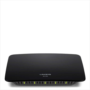 Linksys SE1500 5-Port Fast Ethernet Switch - tharmart.com
