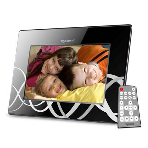 TOUCHMATE TM-PF760 Digital Photo Frame - tharmart.com