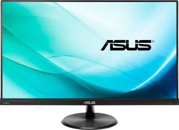 ASUS LED Monitor 27 inch (1920 x 1080 FullHD / IPS / 250 cd/m2 / 1000:1 / 5ms / HDMI, DVI D, VGA / Speakers / Black) | VC279H - tharmart.com