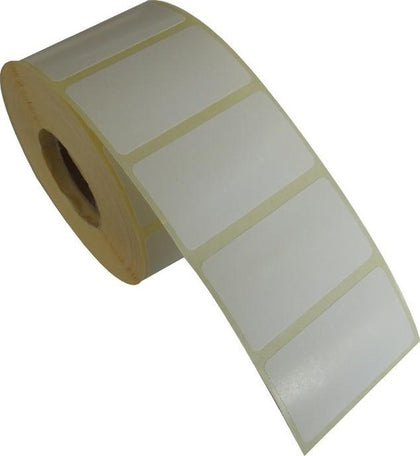 76mm X50 MM TTR Label 1000 label per Roll 3 inch core - tharmart.com