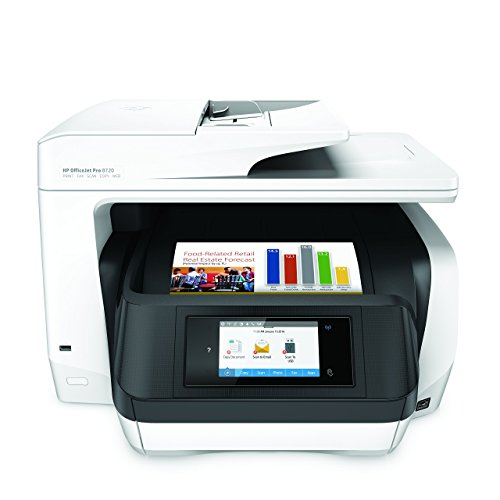 HP OfficeJet Pro 8720 All-in-One Printer (D9L19A) - tharmart.com