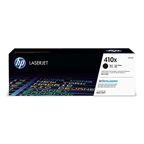 HP 410A Black Original LaserJet Toner Cartridge (CF410A) - tharmart.com