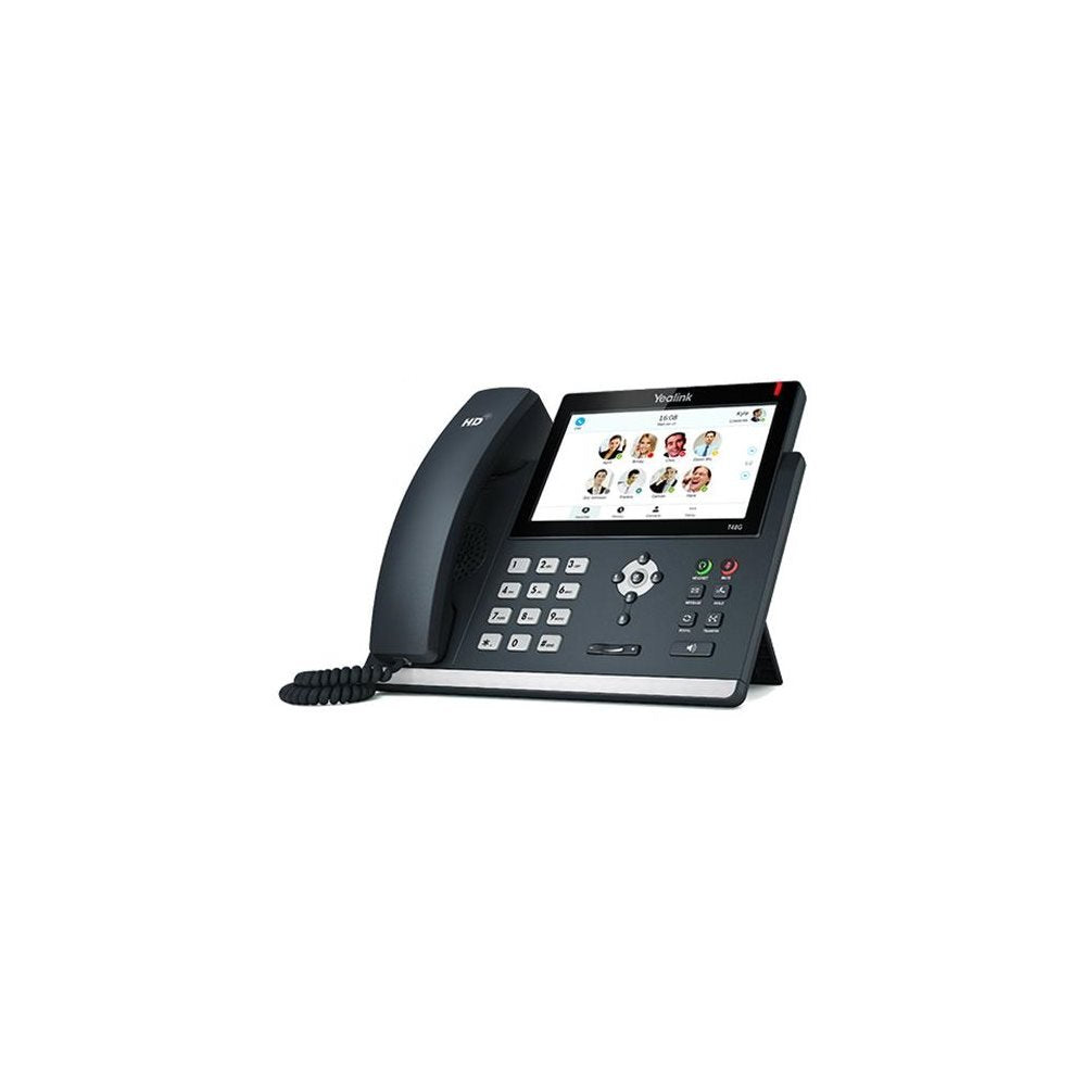 Yealink T48G IP Phone Skype for Business (SIP-T48G-SFB) - tharmart.com