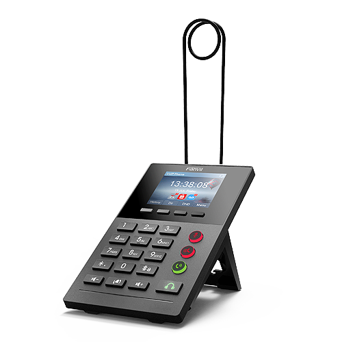 Fanvil X2P Call Center IP Phone in Black - tharmart.com