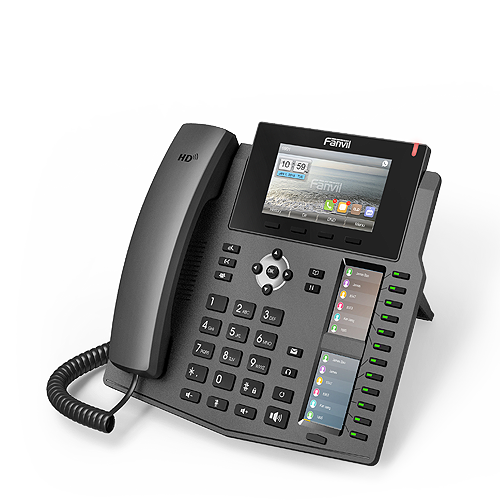 Fanvil X6 Executive 6 Line IP Phone - tharmart.com