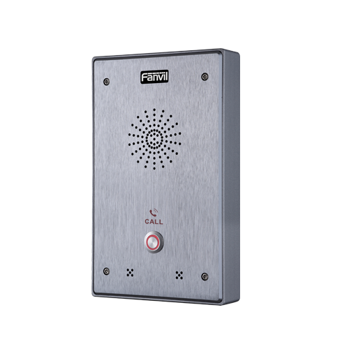 Fanvil i12 SIP Intercom - Single Button - tharmart.com