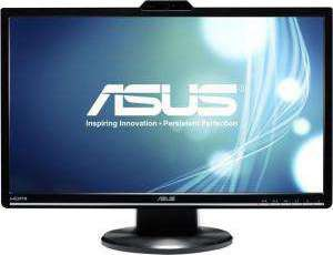 ASUS VK248H CSM 24 Inch Full HD LED Lit LCD Monitor with Integrated Speakers and Webcam - tharmart.com