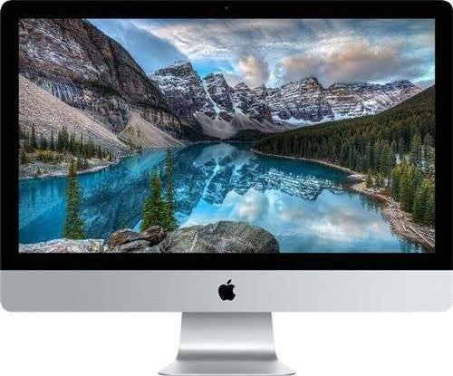 Apple MK472 27 inch iMac Retina 5K display with Mouse and Keyboard (3.2 GHz Intel i5, 8GB, 1TB) - tharmart.com