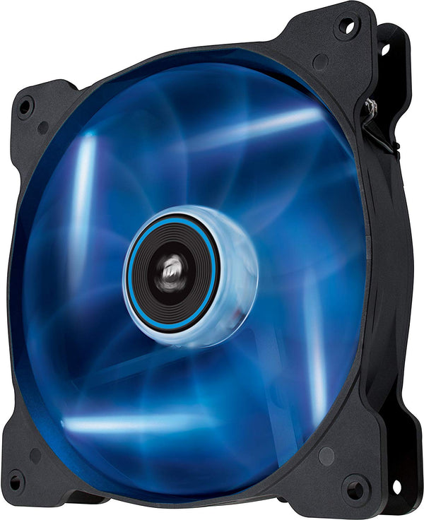 CASE FAN CORSAIR SP140MM QUIET EDITION-BLUE LED - tharmart.com