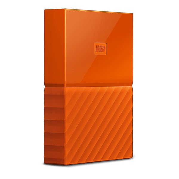 Western Digital (WD) 1TB My Passport Orange bynn0010Bor-Wesn - tharmart.com
