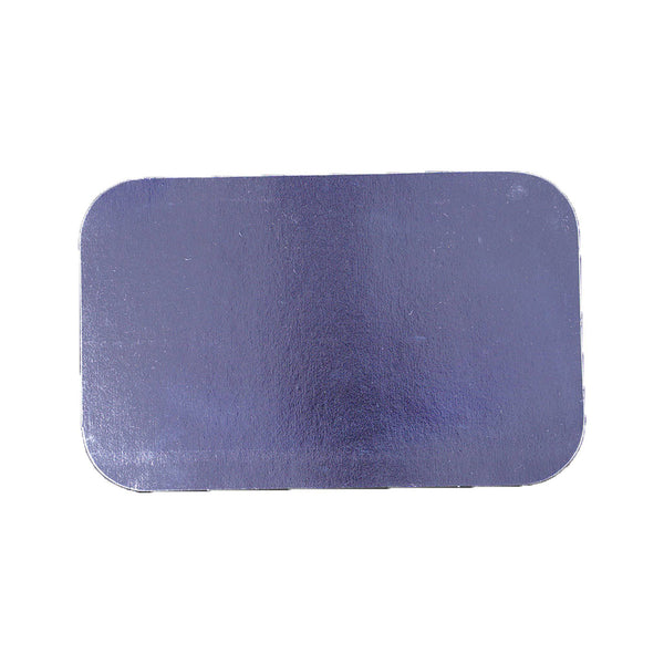 Hotpack | Aluminium Container Lid Only 197x124x46mm | 900 Pieces