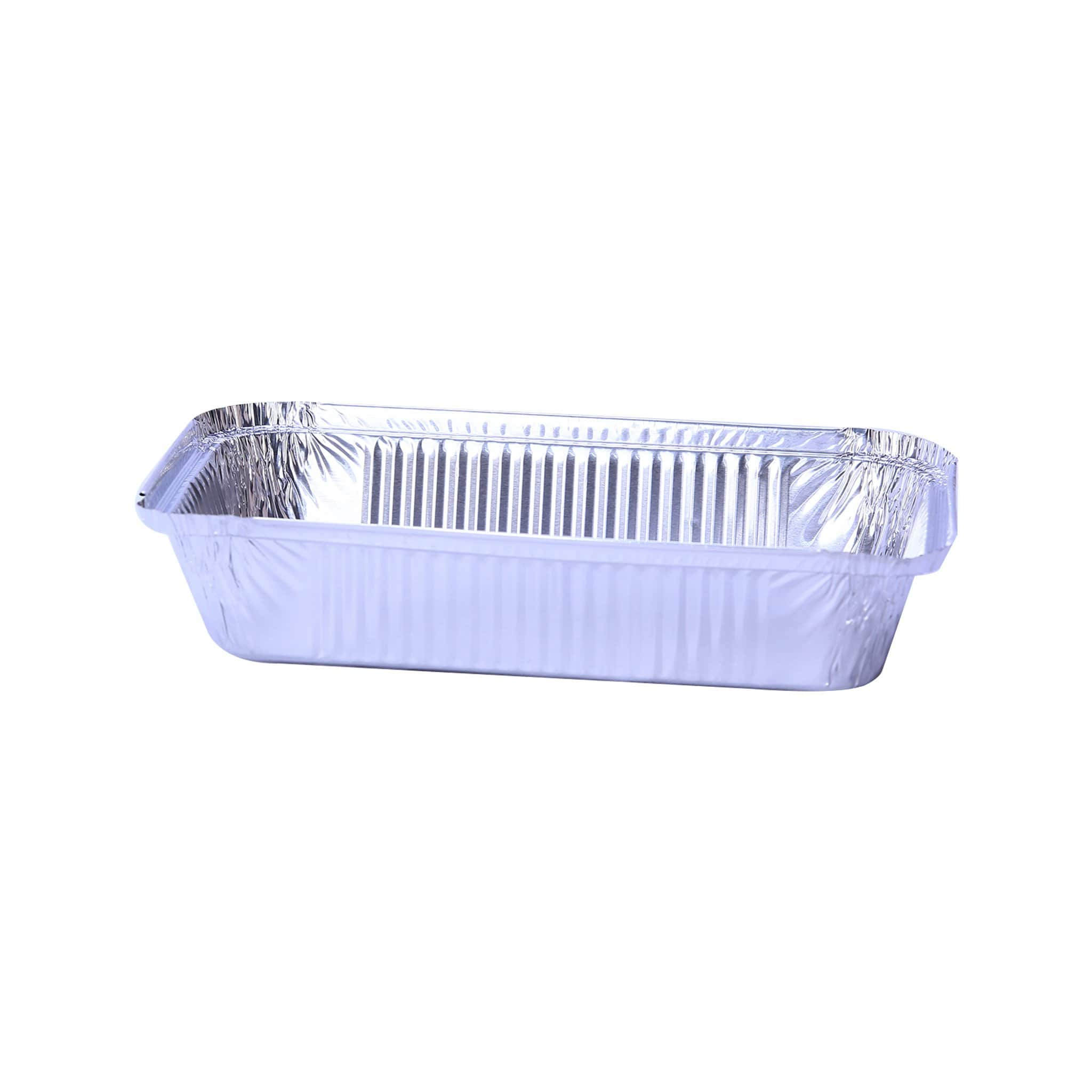 Hotpack | Aluminium Container Base Only 210x140x38mm | 1000 Pieces