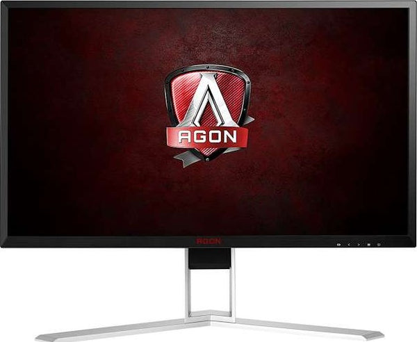 AOC Agon AG271QG 27 Inch Gaming Monitor, G SYNC, QHD (2560x1440), IPS Panel, 165Hz, 4ms, Height Adjustable, DisplayPort, HDMI, USB | AG271QG - tharmart.com