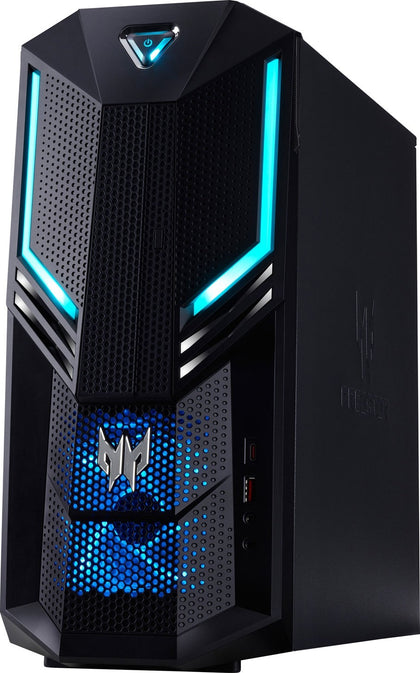 Acer Predator Orion 3000 P03 600 Gaming Desktop  Intel core I7-8700 / 16GB RAM / 1 TB HDD + 256 GB SSD/ 8 GB Nvidia GTX 1070 / Win 10 Home | 3000 P03 600 - tharmart.com