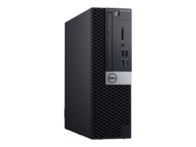 "OptiPlex 7060 Small Form Factor, Intel Core i5-8500 (6 Cores/9MB/6T/up to 4.1GHz/65W), 8GB (2x4GB) 2666MHz DDR4 Memory, 1TB 7.2k RPM SATA 3.5"", Windows 10 Pro - tharmart.com"
