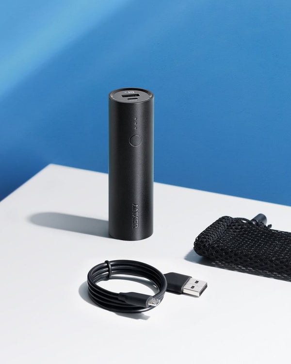 Anker Power Core 5000 mAh The Ultra-Compact Portable Charger - tharmart.com