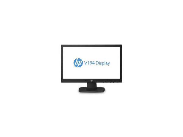 HP 18.5-Inch LED Monitor – V194 - tharmart.com