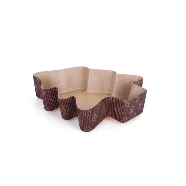 Hotpack | Baking Mold Tree Shape  30x6 cm | 440 Pieces