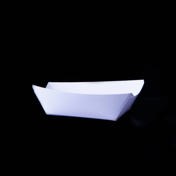 Hotpack | PAPER BOAT TRAY SMALL | 700 Pieces