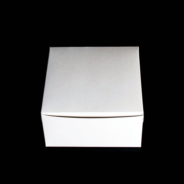 Hotpack | 30x30 WHITE CAKE BOX  | 100 Pieces