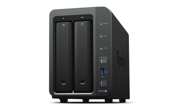 Synology DiskStation DS718 - tharmart.com