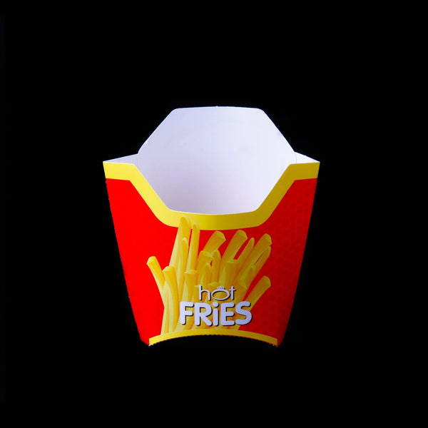 Hotpack | FRENCH FRIES POUCH SMALL | 500 Pieces