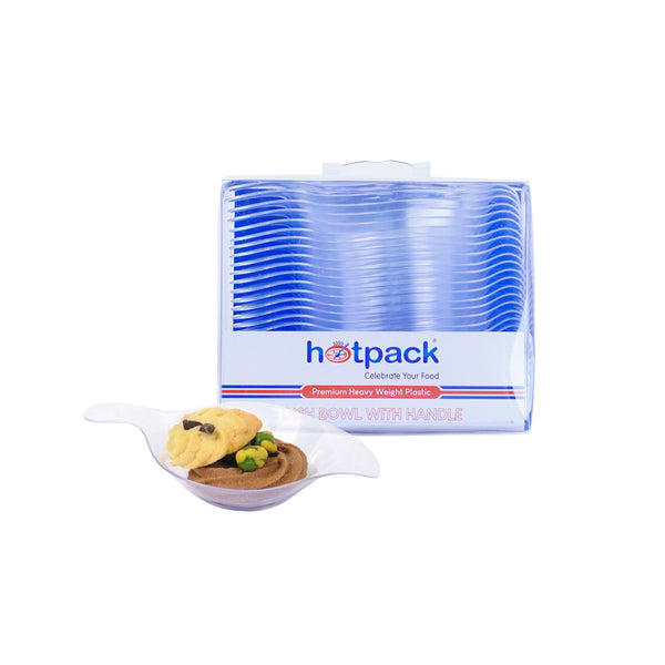 Hotpack | Dish Bowl With Handle | 576 Pieces