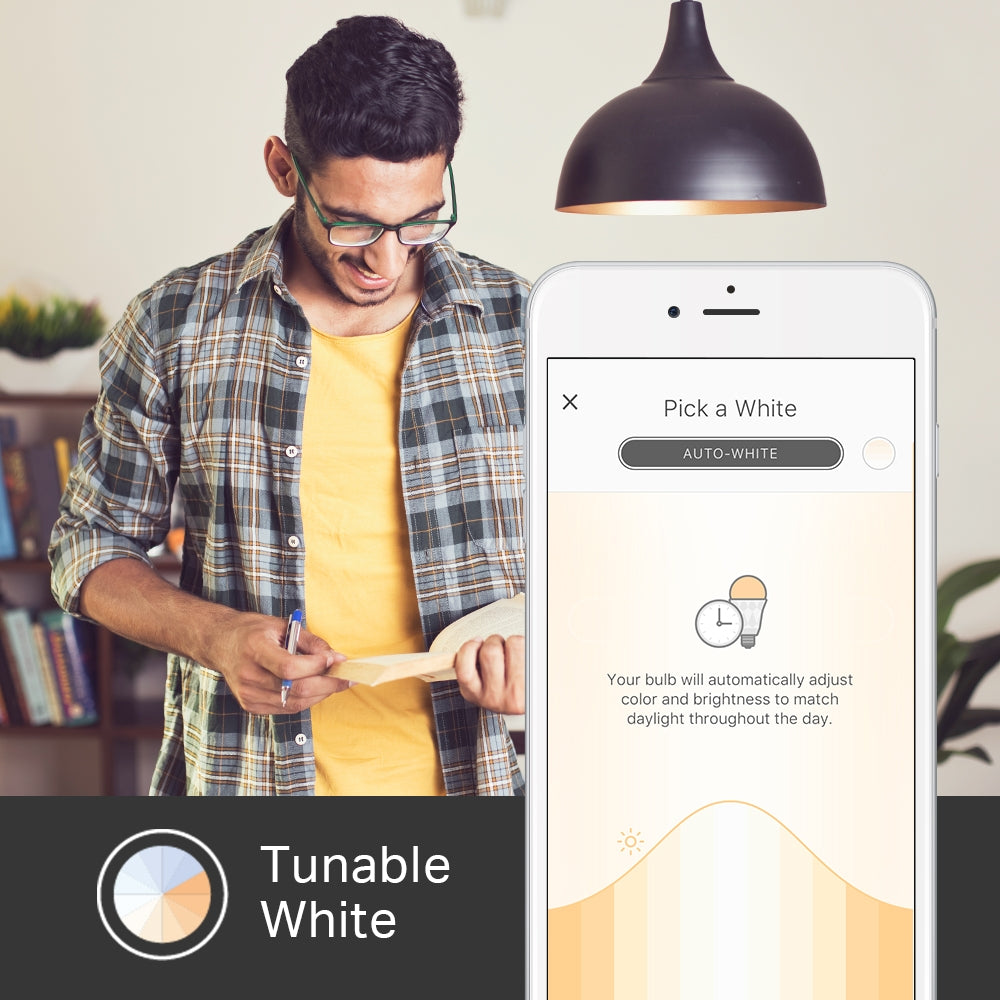Tp Link Kasa Smart Light Bulb, Tunable KL120 - tharmart.com