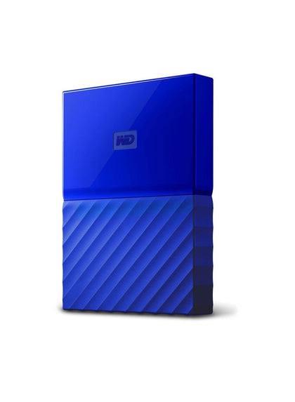 Western Digital (WD) 1TB My Passport Blue (USB 3.0)-Western Digital (WD)bynn0010Bbl-Wesn - tharmart.com
