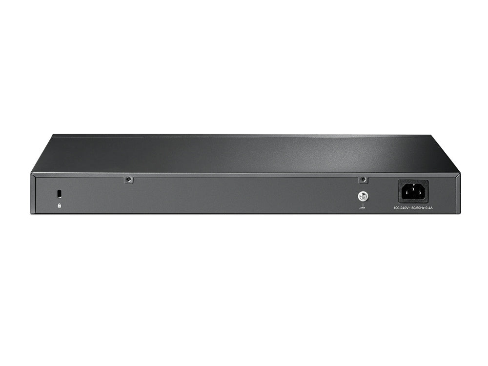 Tp Link JetStream 24-Port 10/100Mbps + 4-Port Gigabit L2 Managed Switch T2500-28TC (TL-SL5428E) - tharmart.com