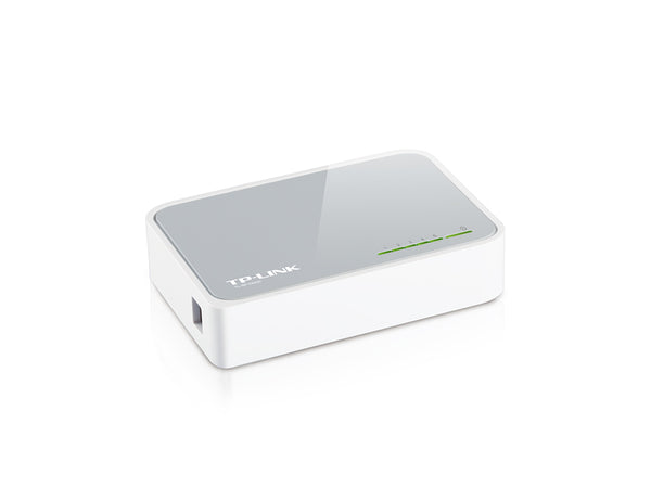 Tp Link 5-Port 10/100Mbps Desktop Switch TL-SF1005D - tharmart.com