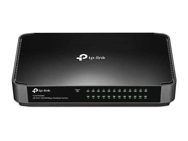 Tp Link 24-Port 10/100Mbps Desktop Switch TL-SF1024M - tharmart.com