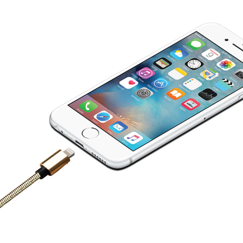 TOUCHMATE TM-USB2MA USB - Charge & Data Cable (iphone)      Mobile/Tablet Charge with High-speed Data Transmission - tharmart.com