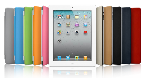 TOUCHMATE  TM-IPSC400 Smart Cover For iPad2 & iPad3 - tharmart.com