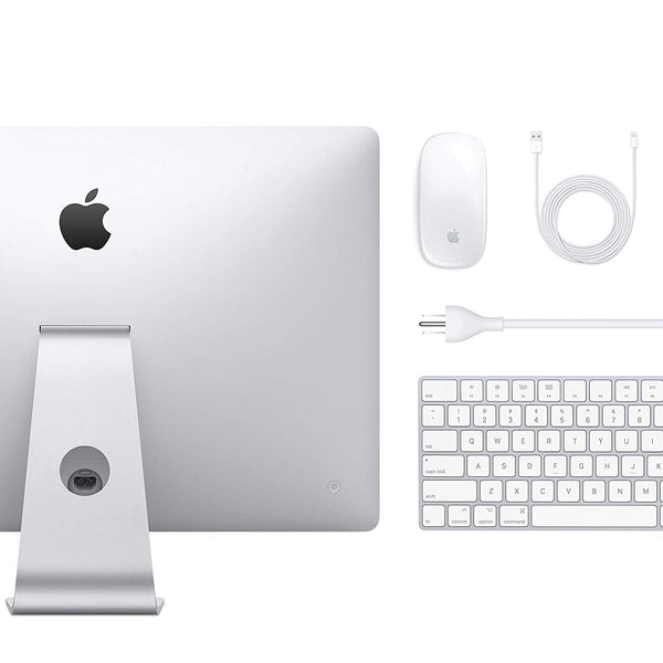 Apple iMac 27 inch 5K Retina, 3.1GHz 6 core 8th generation Intel Core i5 processor, 8GB 2666MHz DDR4 memory, up to 64GB, 1TB Fusion Drive & Radeon Pro 575X with 4GB of GDDR5 memory | MRR02 - tharmart.com