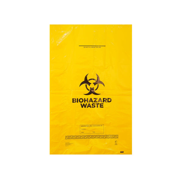 Hotpack | Biohazard Waste Bag