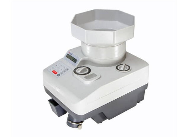 Cassida C550 Coin Counters and Sorters - tharmart.com
