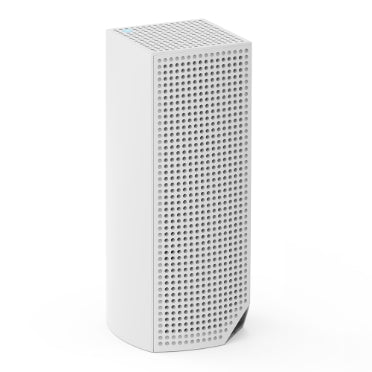 Linksys Velop Whole Home Intelligent Mesh WiFi System Tri-Band 1 Pack - tharmart.com