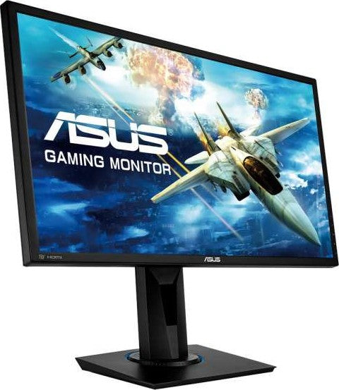 ASUS VG245Q 24 Inch Full HD (1920 x 1080) Console Gaming Monitor (1ms, GameFast Input Technology, Free SYNC, Flicker free and Low Blue Light) | VG245Q - tharmart.com
