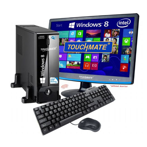 TOUCHMATE TM-PCD2950W8H TOUCHMATE Dual Core PC [TM-PCD2950] - tharmart.com
