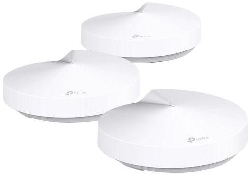 TP-Link Deco M5 AC1300 MU-MIMO Dual-Band Whole Home Wi-Fi System 3-Pack - tharmart.com