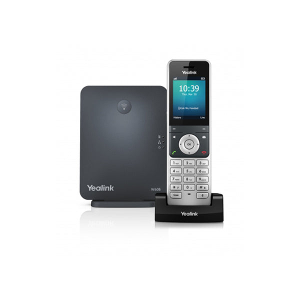 Yealink W60 DECT IP Phone Package - tharmart.com