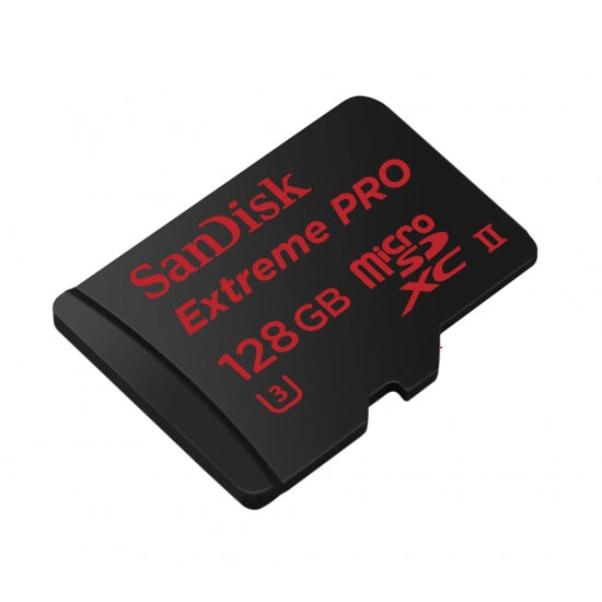 Sandisk Extreme Pro MicroSDxc 128GB + SD Adapter + Rescue Pro Deluxe 100MB S A1 C10 V30 Uhs-I U3 - tharmart.com