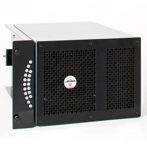 "JMR ""Lightening"" LTNG-XQ (Rack Mount Version) with four PCIe 3.0 x16 Slots and four Thunderbolt 2 ports - Black"
