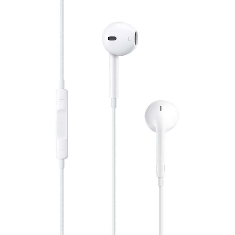 Apple EarPods with Remote and Mic (3.5mm Jack) - Bulk Packaged