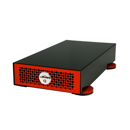 "JMR ""Lightning"" LTNG-XS with one x8 PCIe 3.0 Slot and two Thunderbolt 2 ports - Red"