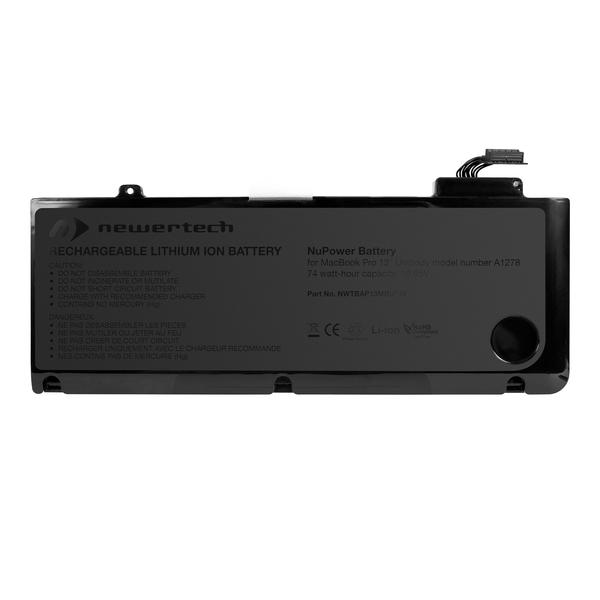 "NewerTech NuPower 74W Battery (for MacBook Unibody 13"" Late 2009-Mid 2010 Polycarbonate models)"